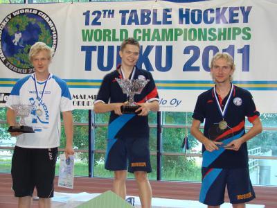 Триумф России на чемпионате мира 2011 (часть 2)